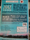 2012 USBA National Championships Poster