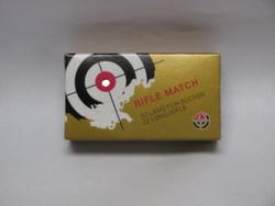Lapua/SK Rifle Match