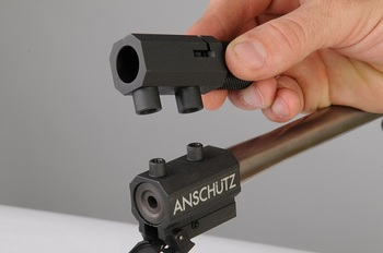 Anschutz 6865 Biathlon Adjustable Front Sight Kit